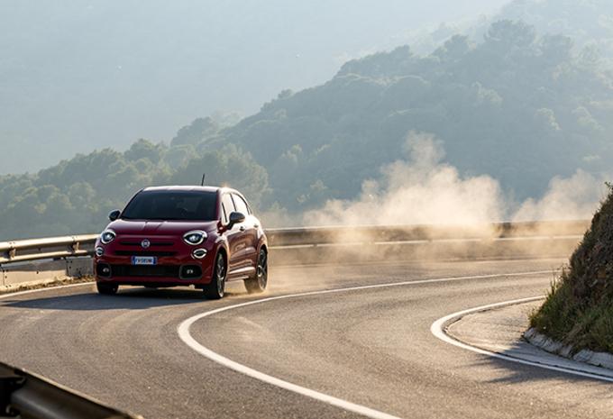 Fiat 500X 1.33 Sport #1
