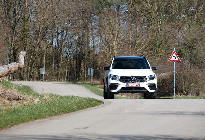 Mercedes GLB 250 4Matic : Tussen GLA en GLC #1