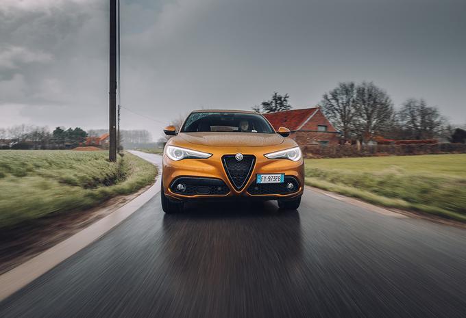 Alfa Romeo Stelvio 2.2 Diesel 210 : la seconde chance #1