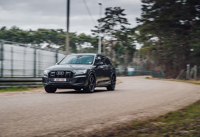 Audi SQ7: Diesel met de S van sportief en SUV #1