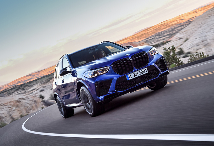 BMW X5 M Competition (2020) #1