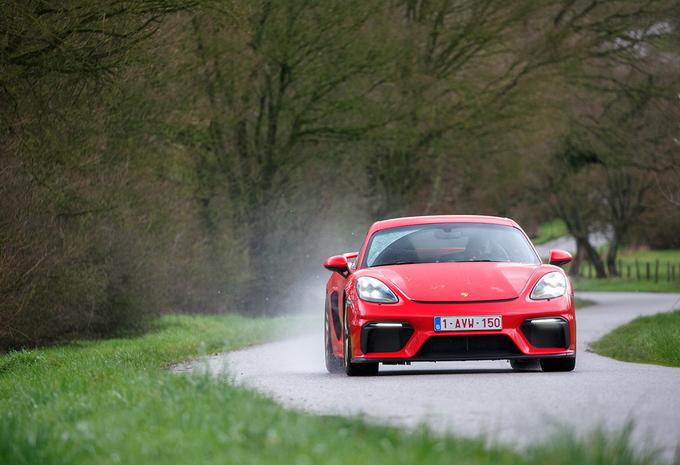 Porsche 718 Cayman GT4 : la Cayman pour la piste #1