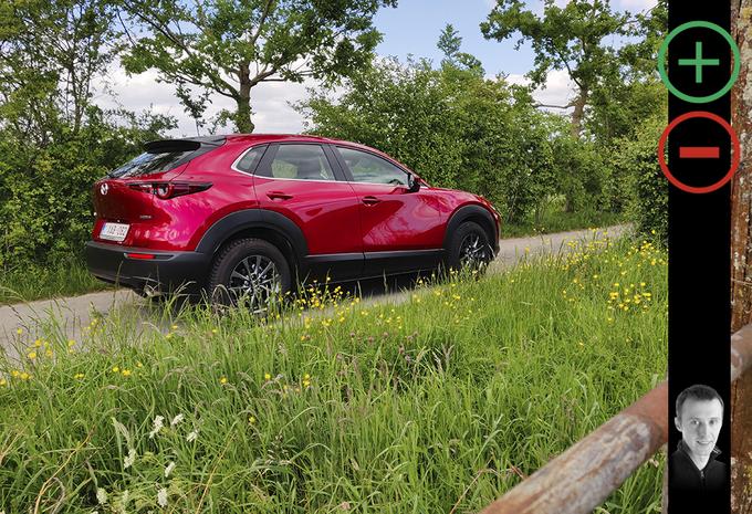 2020 Mazda CX-30 SkyActiv-X : avantages et inconvénients #1