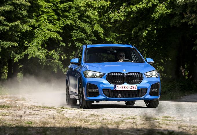 BMW X1 25e : propulsion électrique #1