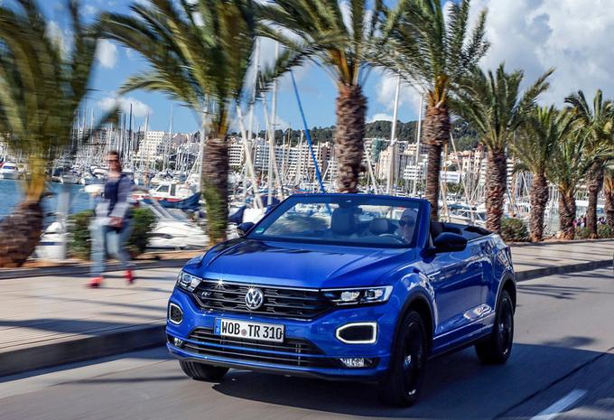 Volkswagen T-Roc Cabriolet 1.5 TSI R-Line : au Soleil #1