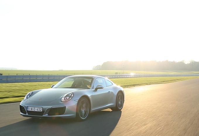 ESSAI – Porsche 911 Carrera S : encore meilleure #1
