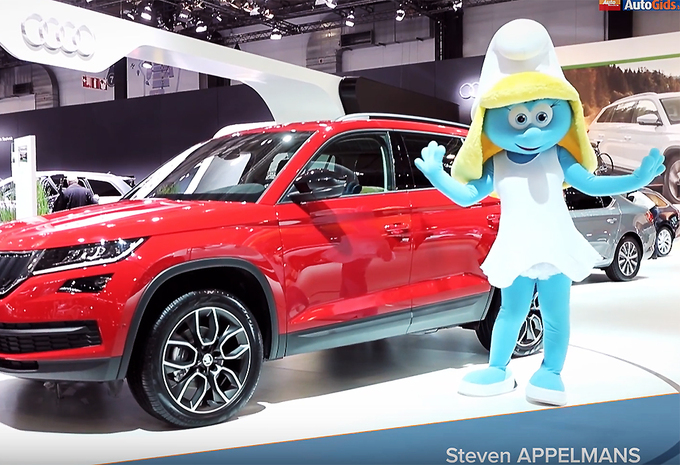 VIDEO - Autosalon Brussel 2017: de SUV's #1