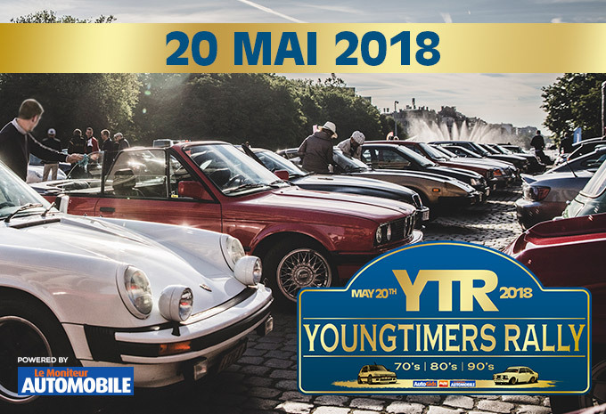 Youngtimers Rally 2018 - Pré-inscriptions #1