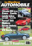 PDF Moniteur Automobile Magazine n° 1191