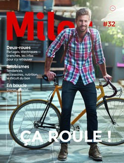 Miles Gentleman Driver's Magazine #32