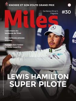 Miles Gentleman Driver's Magazine #30