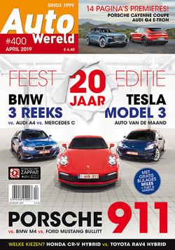 Autowereld Magazine nr 400