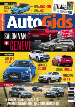 AutoGids Magazine nr 1000