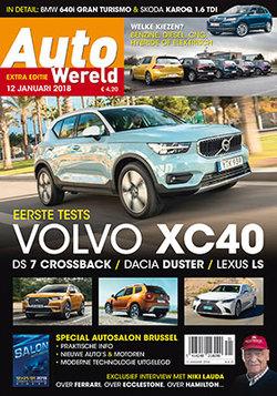 Autowereld Magazine nr 384 - special Autosalon Brussel 2018