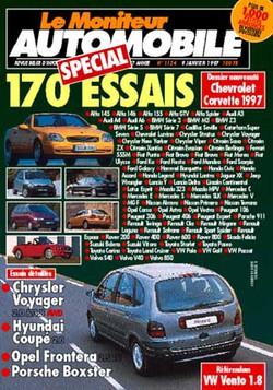 PDF Moniteur Automobile Magazine n° 1124