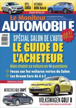 Moniteur Automobile magazine n° 1722