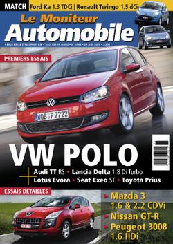 PDF Moniteur Automobile Magazine n° 1448
