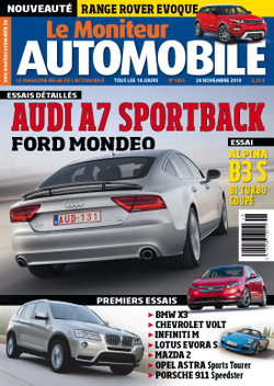 PDF Moniteur Automobile Magazine n° 1485