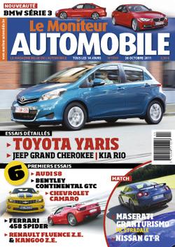 PDF Moniteur Automobile Magazine n° 1509