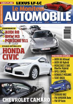 PDF Moniteur Automobile Magazine n° 1521