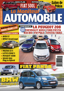 PDF Moniteur Automobile Magazine n° 1524