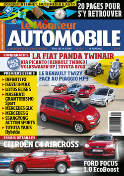 PDF Moniteur Automobile Magazine n° 1525