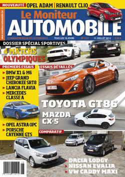 PDF Moniteur Automobile Magazine n° 1527