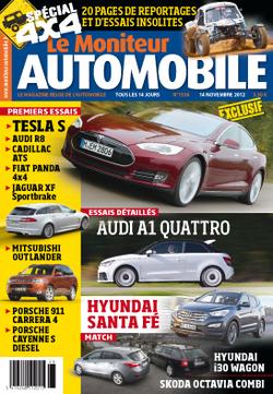 PDF Moniteur Automobile Magazine n° 1536
