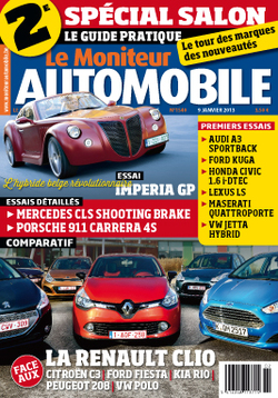 PDF Moniteur Automobile Magazine n° 1540