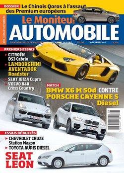 PDF Moniteur Automobile Magazine n° 1543