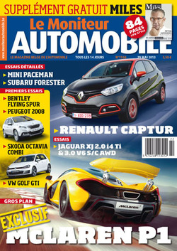 PDF Moniteur Automobile Magazine n° 1550