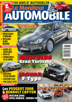 PDF Moniteur Automobile Magazine n° 1553