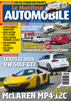 PDF Moniteur Automobile Magazine n° 1556