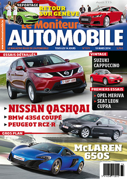 PDF Moniteur Automobile Magazine n° 1571