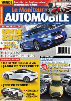 PDF Moniteur Automobile Magazine n° 1574