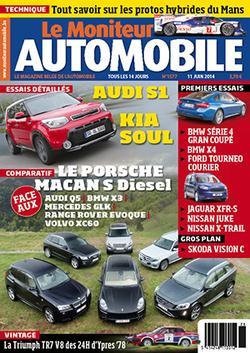 PDF Moniteur Automobile Magazine n° 1577