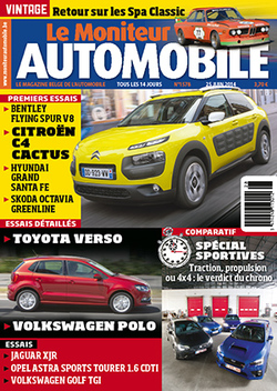 PDF Moniteur Automobile Magazine n° 1578