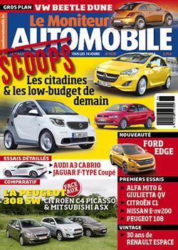 PDF Moniteur Automobile Magazine n° 1579