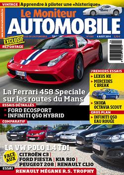 PDF Moniteur Automobile Magazine n° 1581
