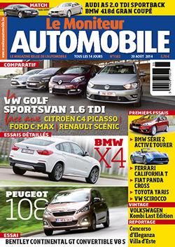 PDF Moniteur Automobile Magazine n° 1582