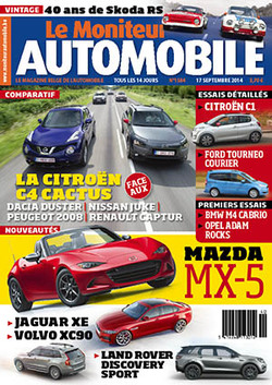 PDF Moniteur Automobile Magazine n° 1584