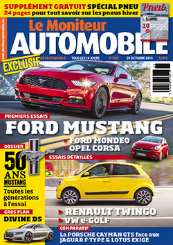 PDF Moniteur Automobile Magazine n° 1587