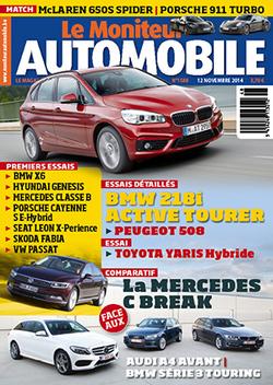 PDF Moniteur Automobile Magazine n° 1588