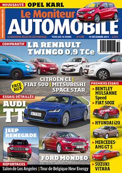 PDF Moniteur Automobile Magazine n° 1590