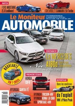 Moniteur Automobile magazine n° 1685