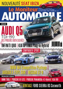Moniteur Automobile magazine n° 1647