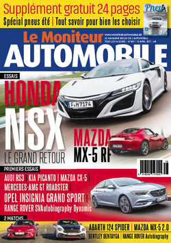 Moniteur Automobile magazine n° 1651