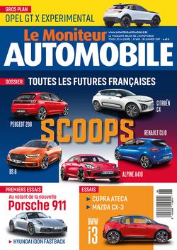Moniteur Automobile magazine n° 1698