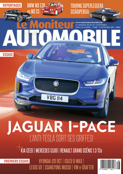 Moniteur Automobile magazine n° 1688