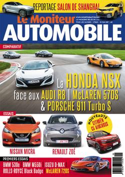 Moniteur Automobile magazine n° 1653